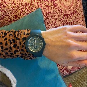 Alessi (AL1012) Unisex Chronograph Watch